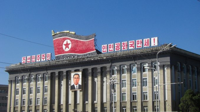 Noord-Korea Bitcoin Mining